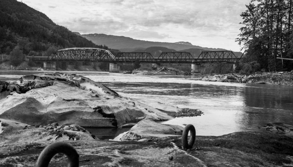 Old Skeena Bridge Black and White1800x1000r
